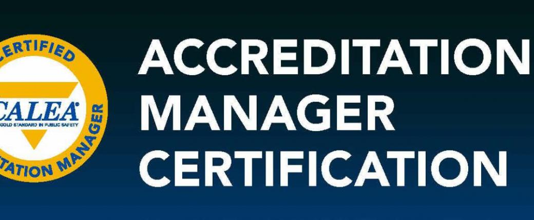 Accreditation Manager Certification